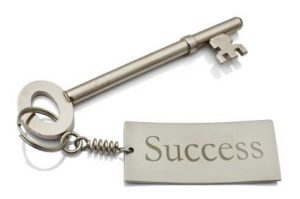 The key to success in real estate is the Keller Williams business model.