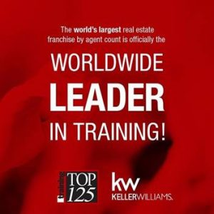 Keller Williams is the best real estate training company in the world.
